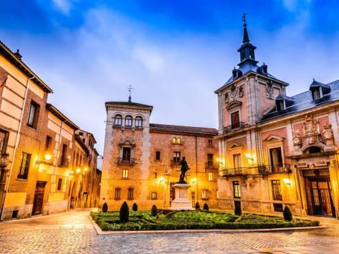 Au coeur de Madrid avec visite guidée