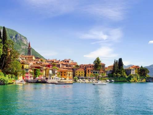 Le tour des grands lacs italiens