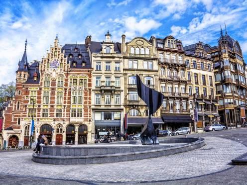 La BD à Bruxelles, une histoire sans fin