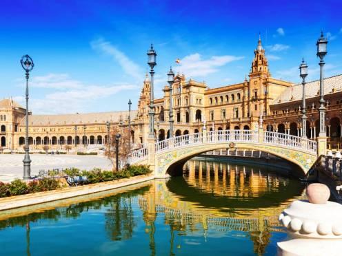 Séville, le soleil de l'Andalousie