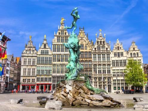 Anvers, ville du diamant en 4 étoiles